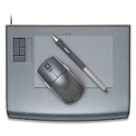 Wacom Intuos3 4x6 Tablet PTZ431W