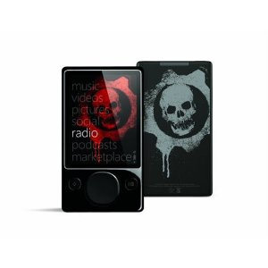 Zune 120GB Media Player (Gears of War 2 Special Edition)