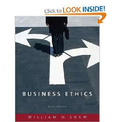 Business Ethics (6th Edition)