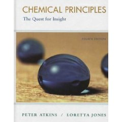 Chemical Principles: The Quest for Insight (4th Edition)