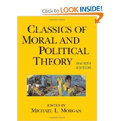 Classics of Moral And Political Theory (4th Edition)