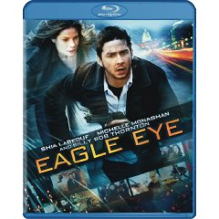 Eagle Eye [Blu-ray]