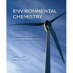 Environmental Chemistry (4th Edition)