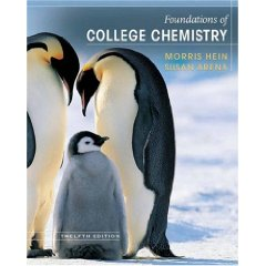 Foundations of College Chemistry(12th Edition)