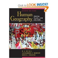 Human Geography: People, Place, and Culture (8th Edition)