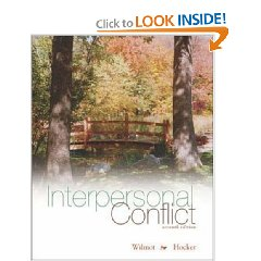 Interpersonal Conflict (7th Edition)