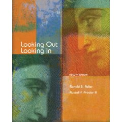 Looking Out, Looking In (12th Edition)