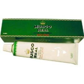 Musgo Real Shave Cream with Lanolin