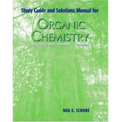 Organic Chemistry Study Guide with Solutions Manual (5th Edition)