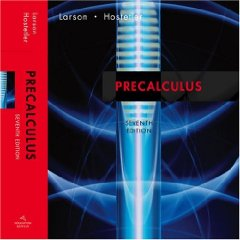 Precalculus Seventh Edtition (7th Edition)