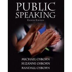 Public Speaking (8th Edition) (MySpeechLab Series)