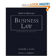 Smith and Roberson's Business Law (14th Edition)