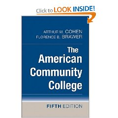 The American Community College (5th Edition)