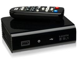 Western Digital WD TV Media Player (WDAVN00BN)