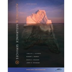 Auditing And Assurance Services with ACL CD (3rd Edition)