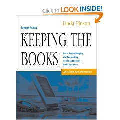 Keeping the Books: Basic Recordkeeping and Accounting for the Successful Small Business (7th Edition)