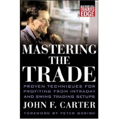 Mastering the Trade (McGraw-Hill Trader's Edge) (1st Edition)