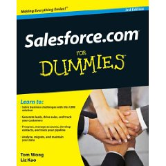Salesforce.com For Dummies (For Dummies (Computer/Tech)) (3rd Edition)