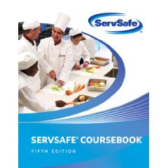 Serv Safe Coursebook with Answer Sheet for Paper and Pencil Exam (5th Edition)