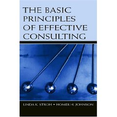 The Basic Principles of Effective Consulting