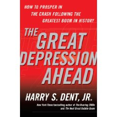 The Great Depression Ahead: How to Prosper in the Crash Following the Greatest Boom in History (1st Edition)