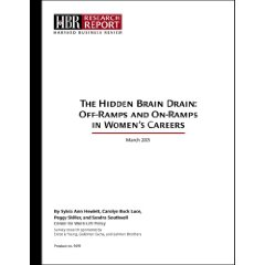 The Hidden Brain Drain: Off-Ramps and On-Ramps in Women's Careers