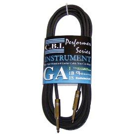 CBI American Made Instrument Cable - 15 Foot