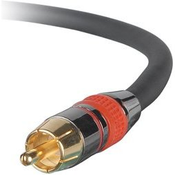 Digital Coaxial/Subwoofer Audio Cable 50 ft. CL2