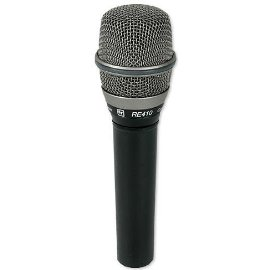 Electro-Voice RE410 Hand-Held Condenser Cardioid Vocal Microphone