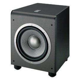 JBL ES250PBK 400 Watt Powered 12 Subwoofer - Black