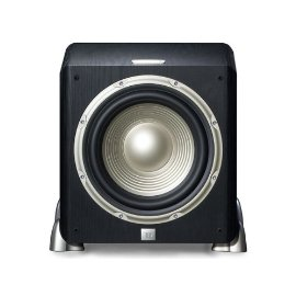 JBL L8400P 12-Inch Powered Subwoofer with 600 watt Digital Amplifier
