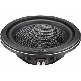 Kenwood Excelon KFC-XW1000F Shallow 10 4-ohm subwoofer