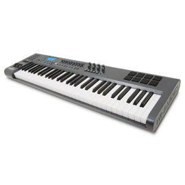 M-Audio AXIOM 61 Advanced 61-Key Semi-Weighted USB MIDI Controller 9900-51413-10