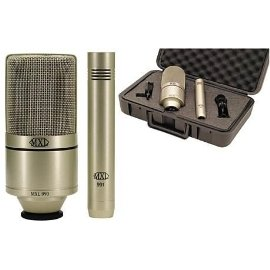 MXL 990/MXL 991 Recording Microphone Package
