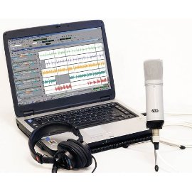 MXL D.R.K. Desktop Recording Kit