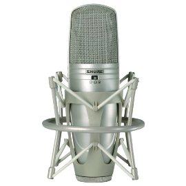 Shure KSM44 Large Dual-Diaphragm Microphone