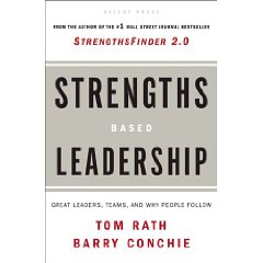 Strengths-Based Leadership (1st Edition)