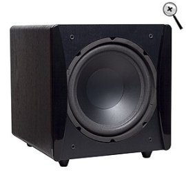 Velodyne Impact-10 10-Inch Powered Subwoofer