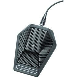 Audio Technica U851R Condenser Boundary Microphone (Black)