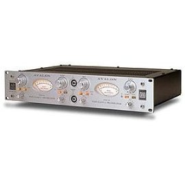 Avalon AD2022 Pure Class A Dual Mono Microphone Preamplifier