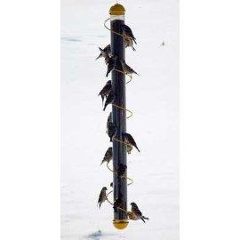 Bird Quest 36 Yellow Spiral Thistle Feeder