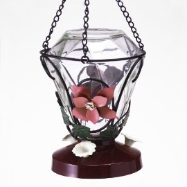 Birdscapes® 702 Blossom Edition Feeder, 24 oz capacity