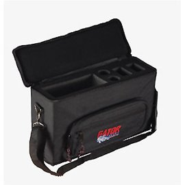 GM Padded Gig Bag for Microphones (2 Mics)