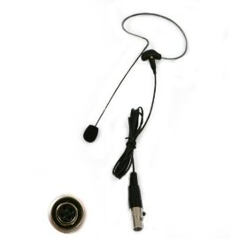 HS-09 EarSet Headworn Microphone for Audio-Technica
