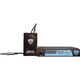 Nady 1001 MK2 Wireless Instrument System, Channel A