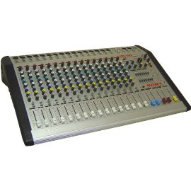 Nady 16-CHANNEL, 4-BUS Powered Console Mixer