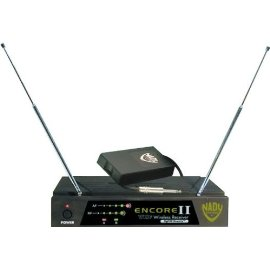 Nady Encore II GT Wireless Instrument System, Channel D