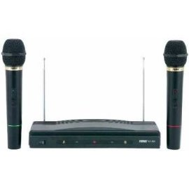 Naxa Dual Wireless Microphone System - NX984