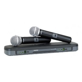 PG288PG58 Performance Gear Dual Handheld Wireless System