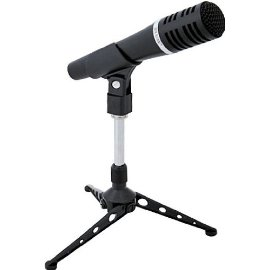 ProLine Desktop Mic Stand, Black